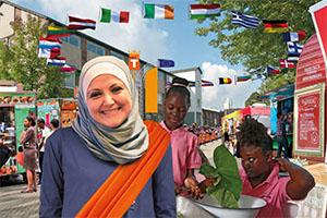 Tilburg multicultureel
